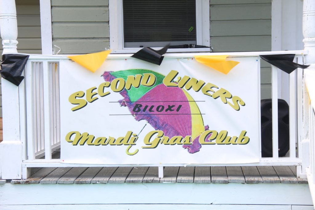 2019 Second Liners Ribbon Cutting Image 1