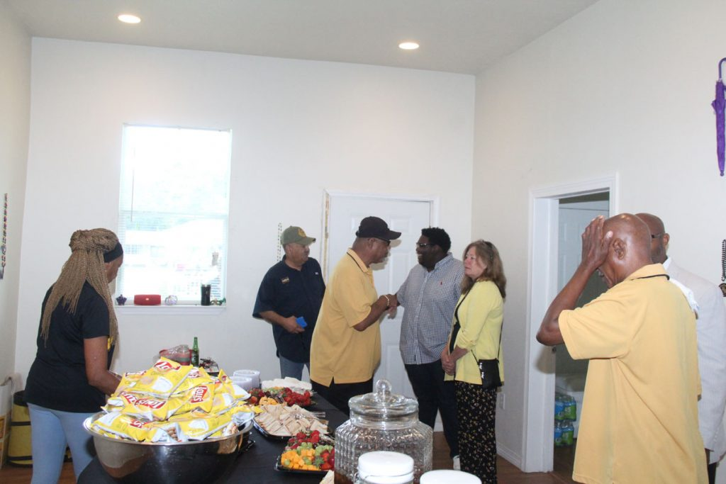 2019 Second Liners Ribbon Cutting Image 2