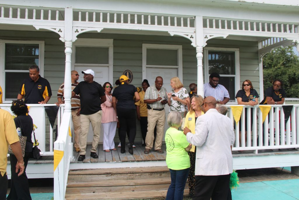 2019 Second Liners Ribbon Cutting Image 6