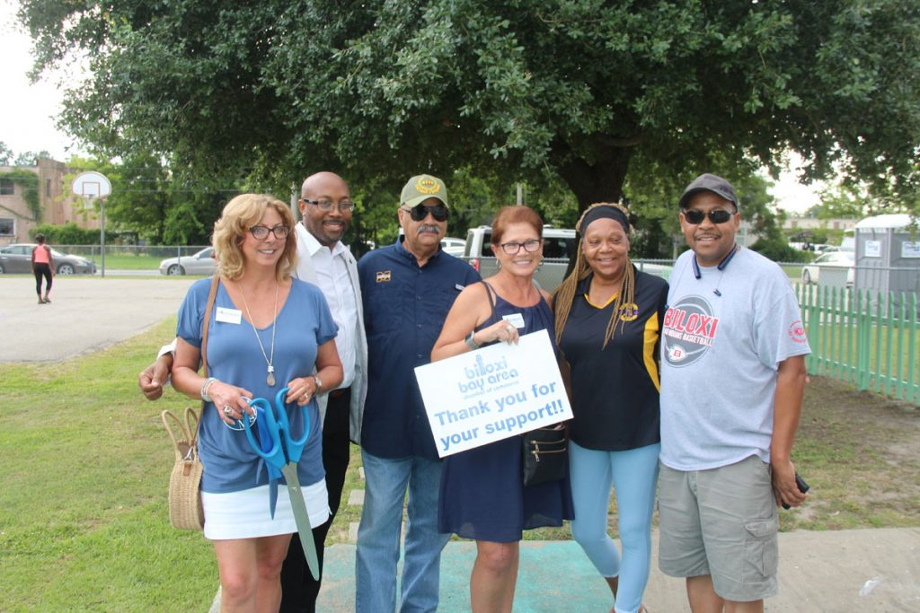 2019 Second Liners Ribbon Cutting Image 7