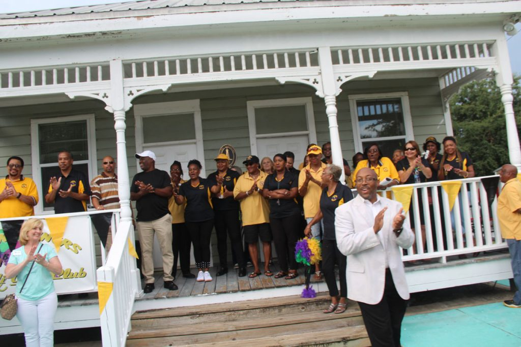 2019 Second Liners Ribbon Cutting Image 8