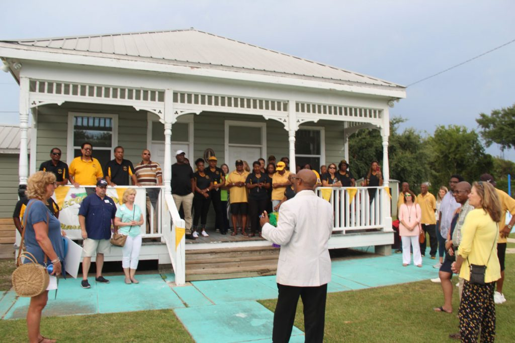 2019 Second Liners Ribbon Cutting Image 12
