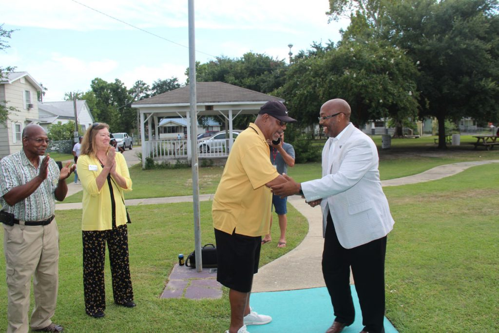 2019 Second Liners Ribbon Cutting Image 14