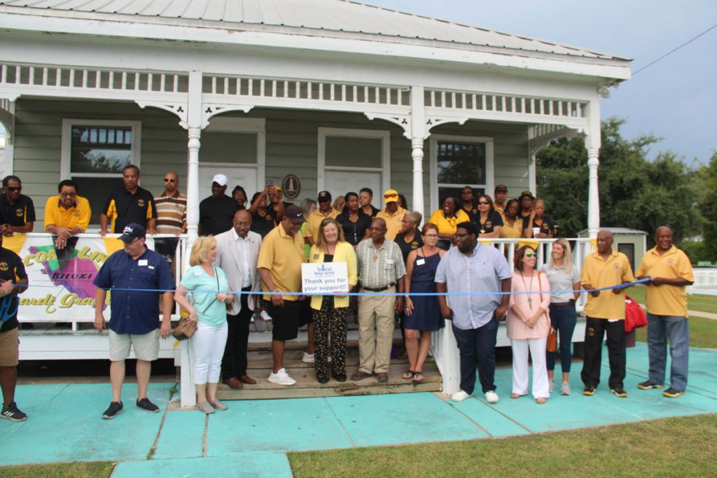 2019 Second Liners Ribbon Cutting Image 15