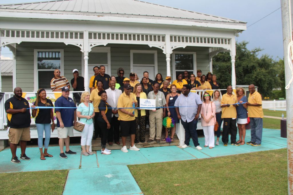 2019 Second Liners Ribbon Cutting Image 16
