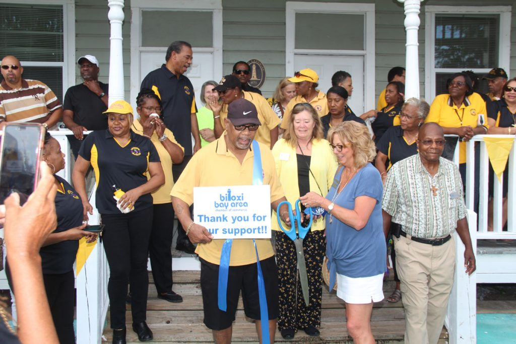 2019 Second Liners Ribbon Cutting Image 18