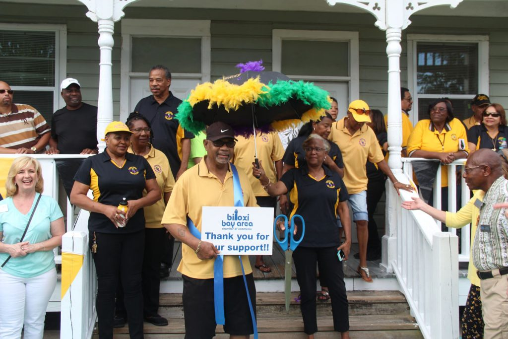 2019 Second Liners Ribbon Cutting Image 19