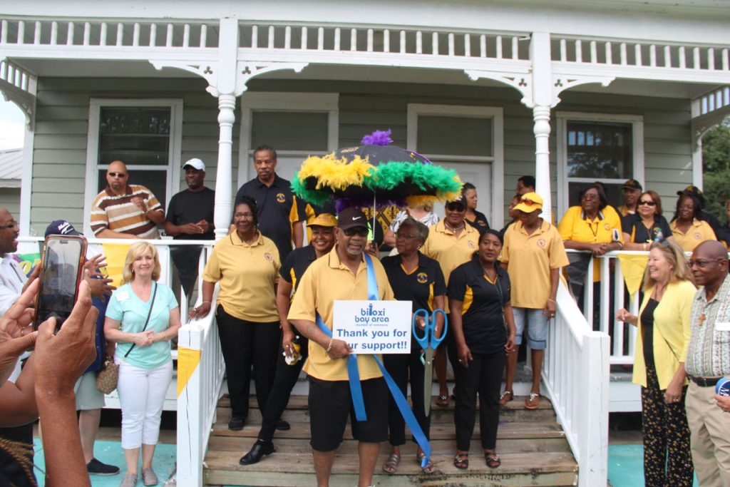 2019 Second Liners Ribbon Cutting Image 20